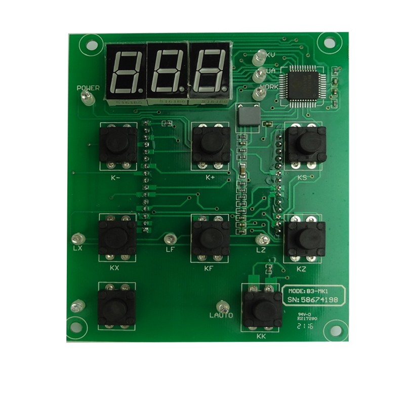 Custom pcb circuit pcb design pcba amplifier assembly for 10 years