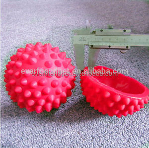 2014 Cheap exercise back massage ball