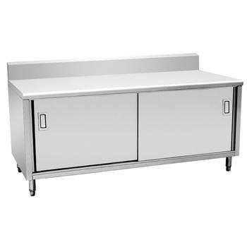 Modern Kitchen Cabinets Used Steel