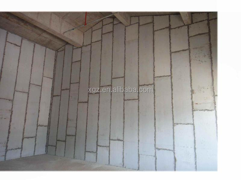 XGZ cheap EPS cement sandwich wall panels