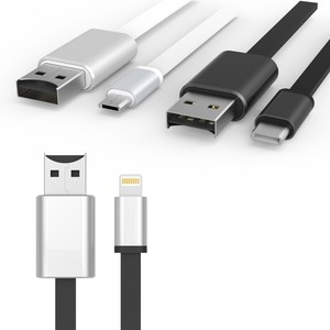IDISK-M USB TF card reader cable, USB A to Micro USB cable, IDISK support for mobile phone