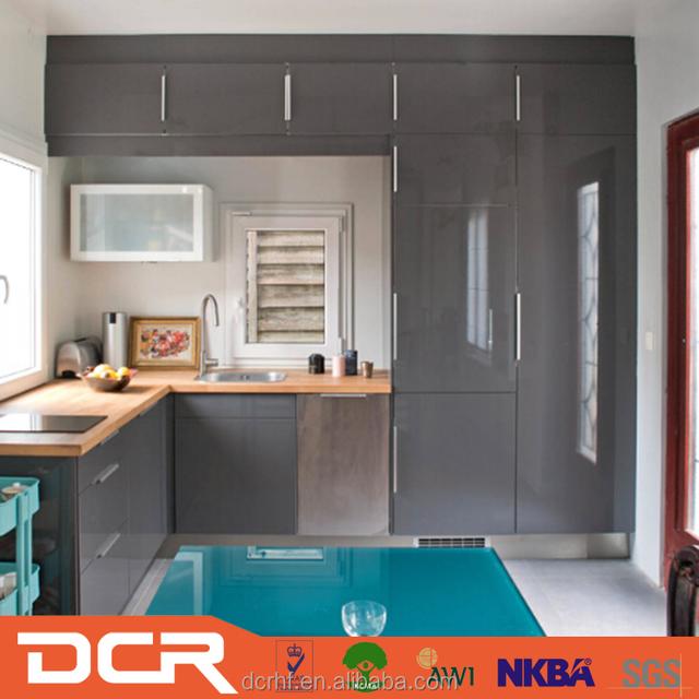 High End Modern Kitchen Custom Cabinets Los Angeles