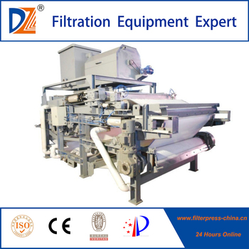 1500mm Rotary Drum Belt Filter Press