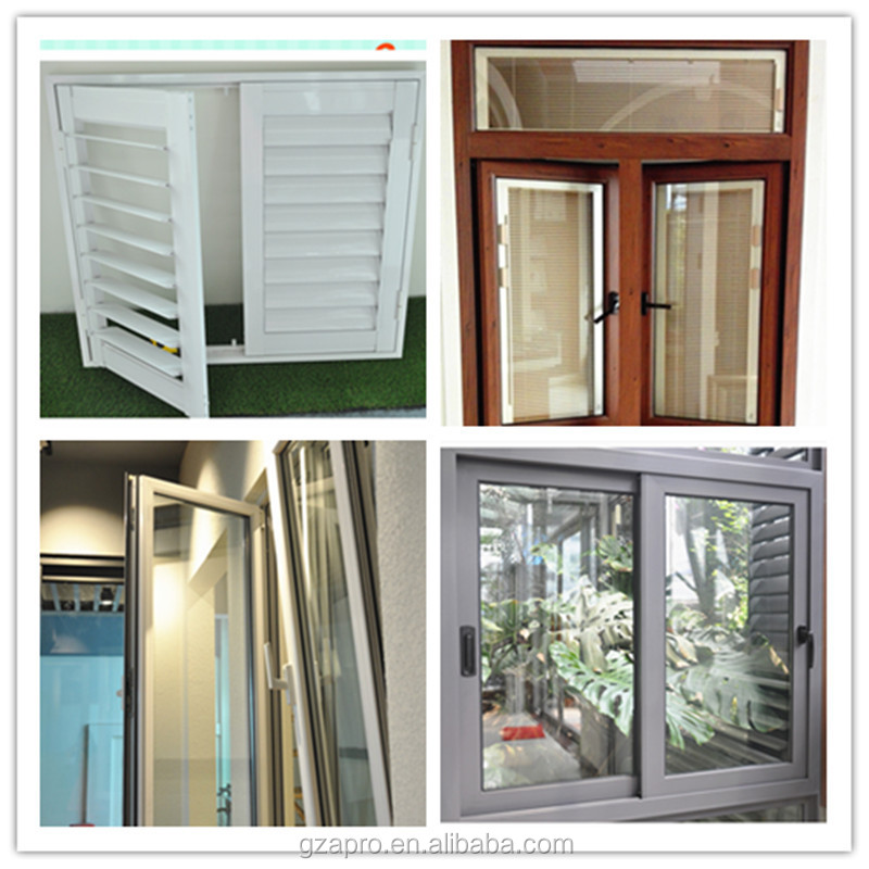 China manufacturer aluminium glass window house aluminum for Aluminium window frame manufacturers