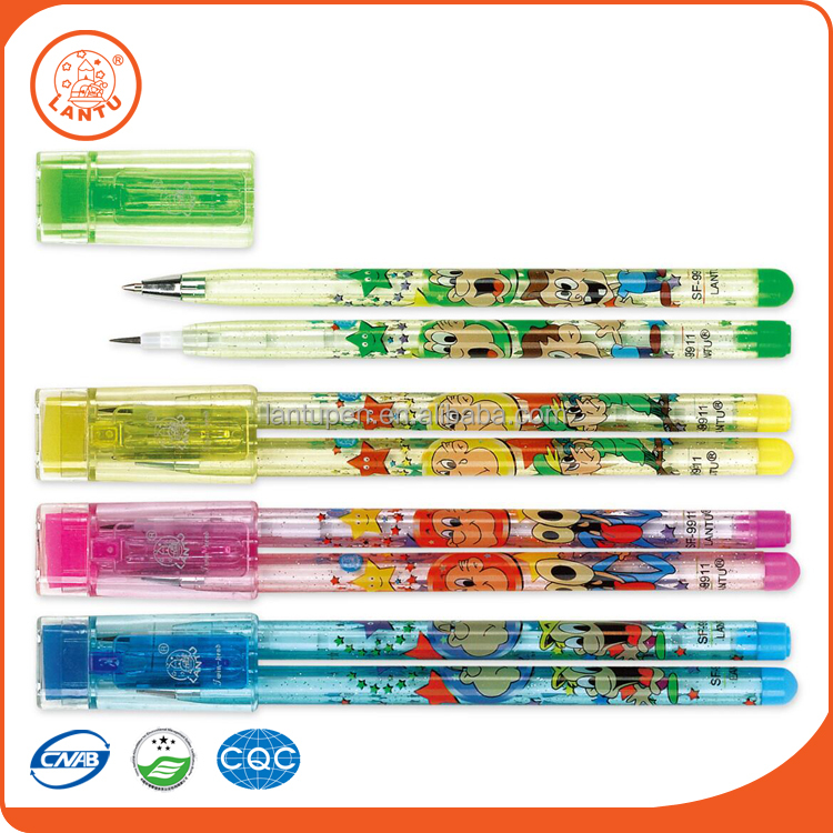 Lantu China Factory Free Sample Pen And Pencil Art And Graphic Twin Pens