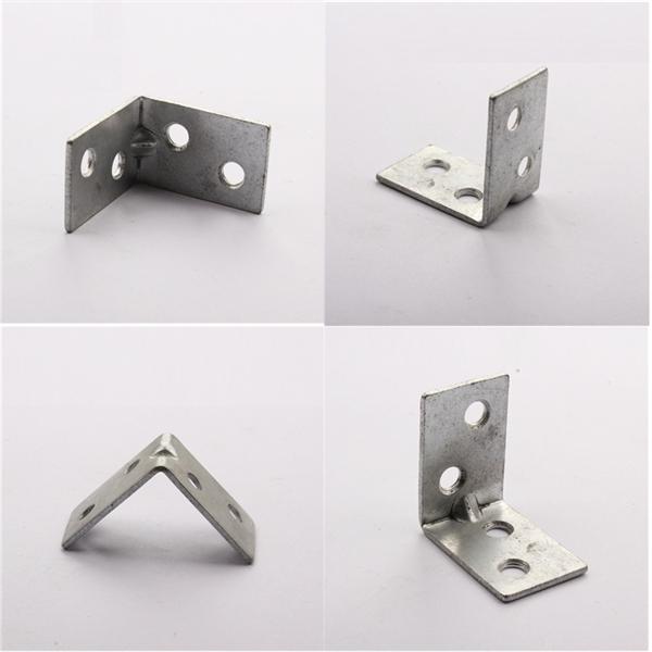Furniture Corner Brace Right Angle Metal Brackets 30 40 50 60 80