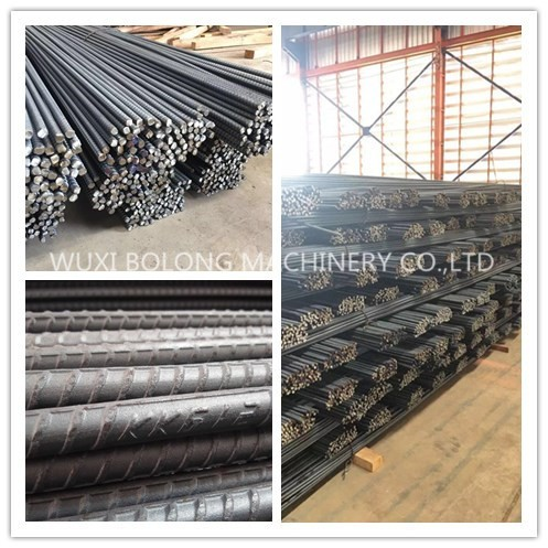 Hot rolling mill machine rolling deformed steel round profile flat and angle bar