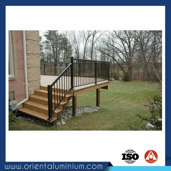 Balcony Railing Height Aluminum Railing For Terrace - Buy ...