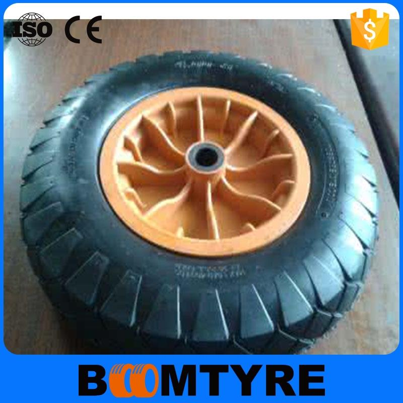 Hot selling with low price flat free tyre