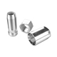 electrical conduit nipple HTQ-06 hydraulic hose end fittings /pipe fittings