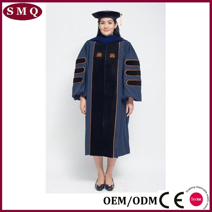 Doctor And Master Graduation Gown With Cap, Doctor And Master ...