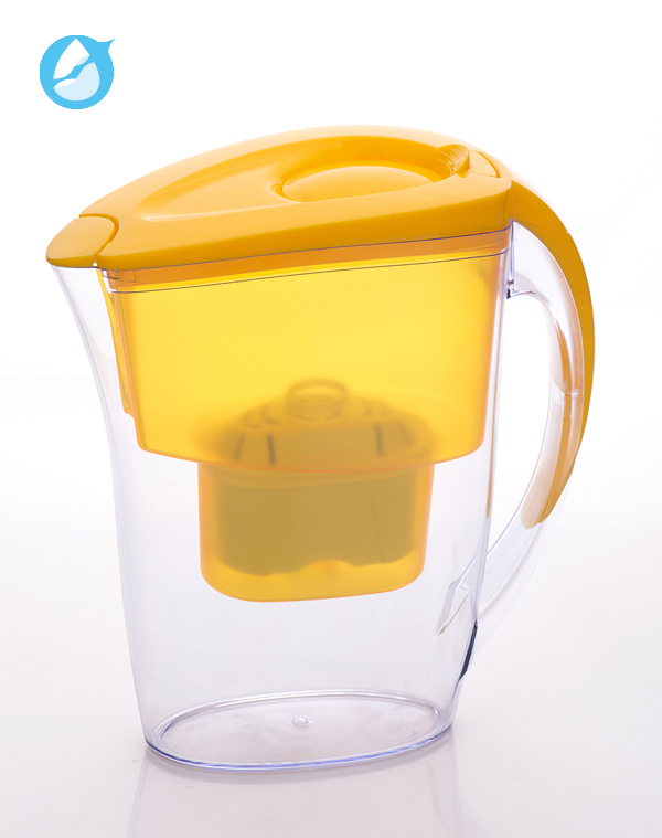 Bluetech water pitcher,2L capacity water filter pitcher,whole home filtration alkaline