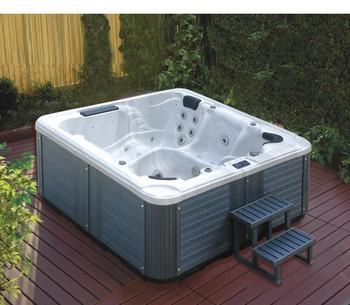 Factory popular actory hot tub skirt material buy hot - Spa en bois exterieur ...