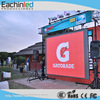 Higher Resolution P8.928 Outdoor LED Display Screen Cabinet Than Single Color Matrix LED Display