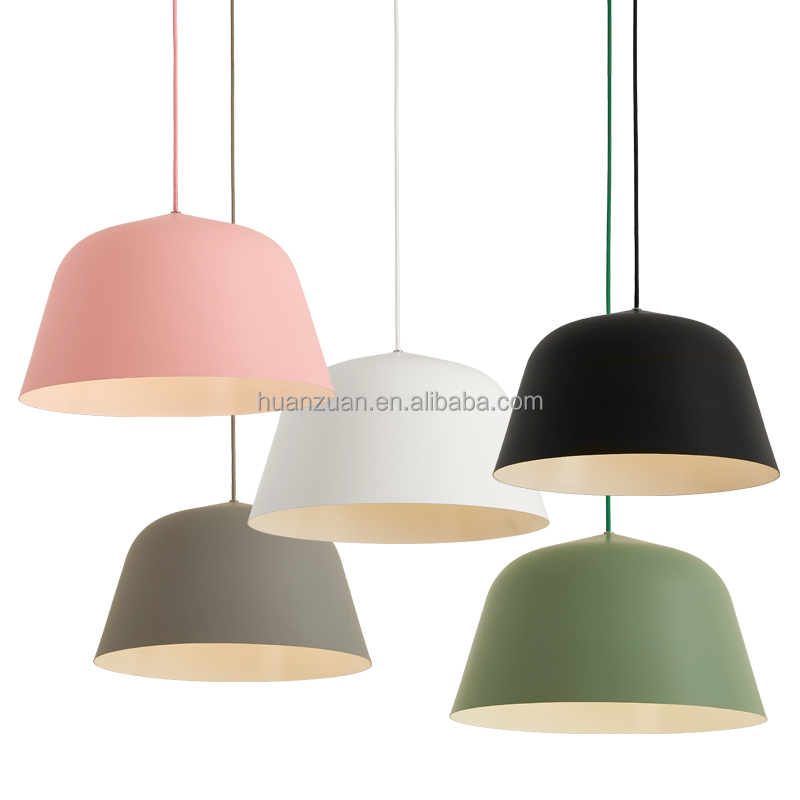 LED modern pendent lamp Interior decorative aluminum lamp led chandeliers