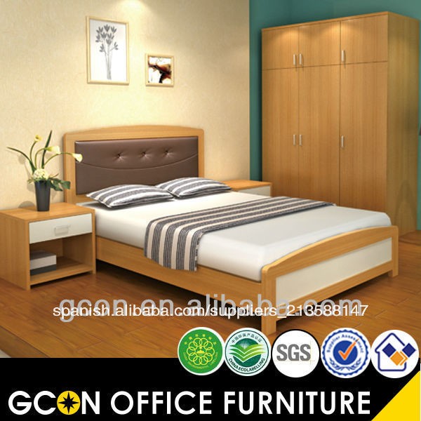 Modernos baratos muebles del dormitorio conjuntos cómodo/duradera ...