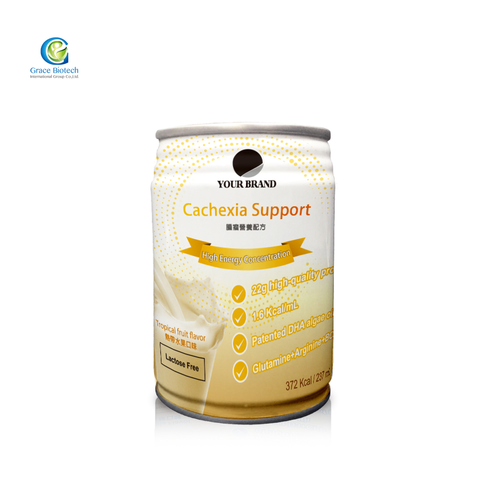 High Energy โปรตีนน้ำมันปลา DHA EPA อาหารเสริมอาหารเสริมเครื่องดื่มการผลิตที่กำหนดเอง