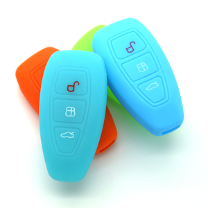 Wholesale 3 button car key silicone case for Ford Mondeo made in China