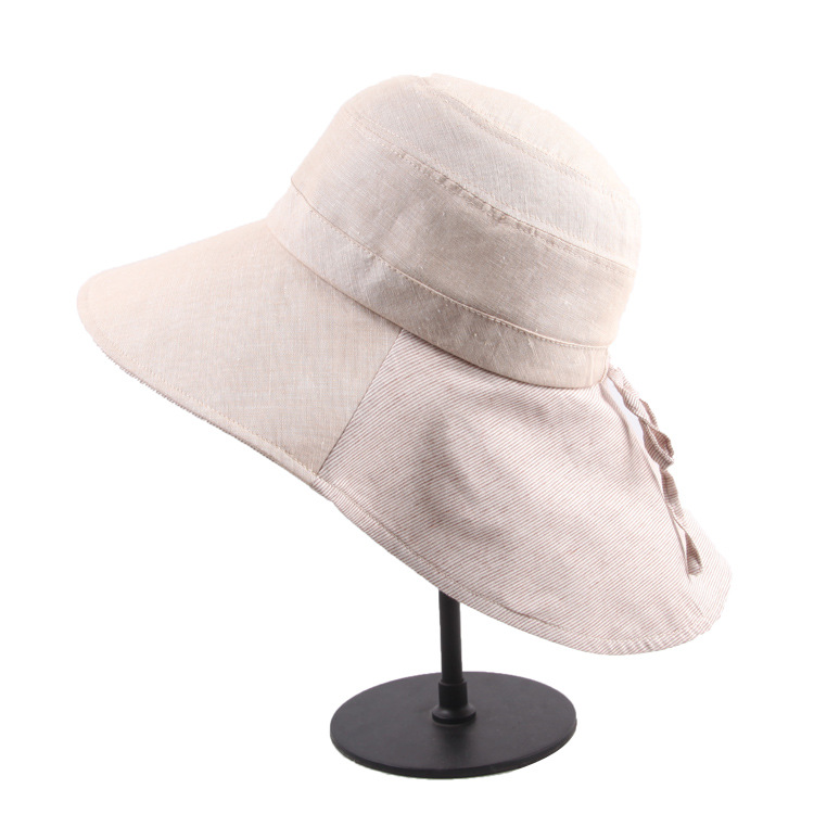 2015 Time-limited Rushed Cotton Adult Unisex Casual Solid Hats For Female Korean Summer Uv Sunscreen Sun Hat And