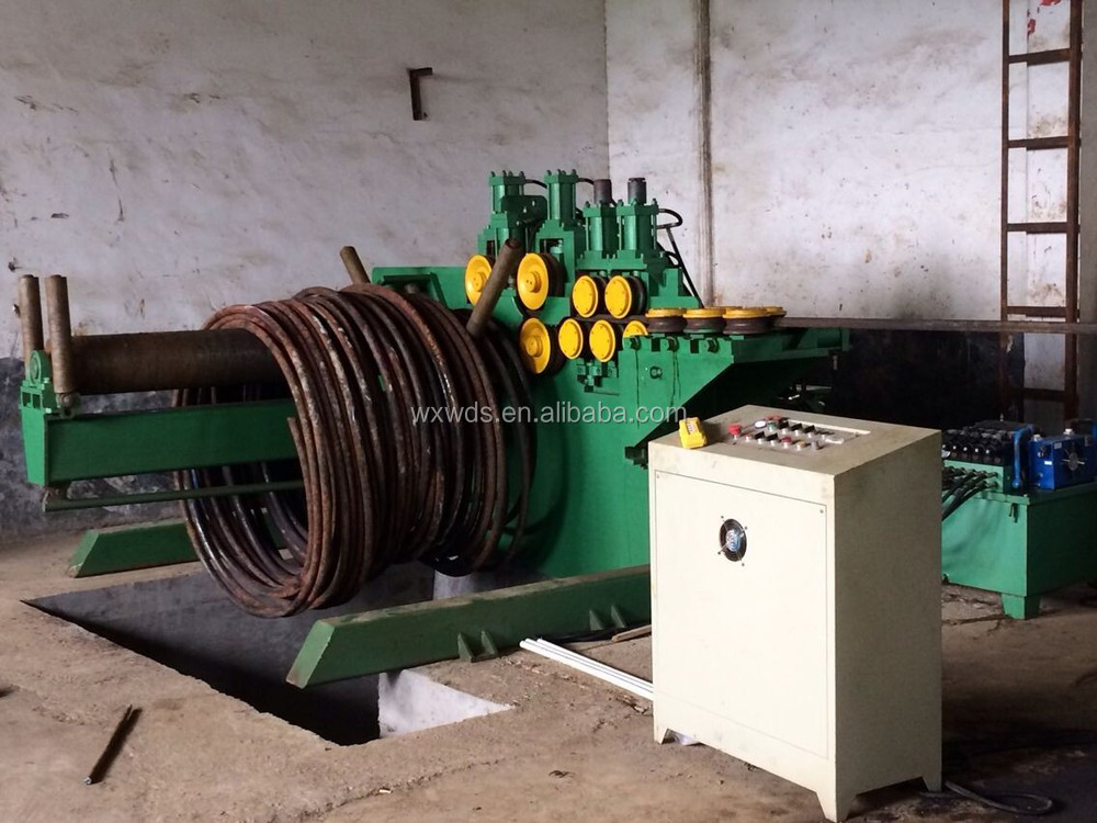 Automatical Metal Wire Rod Uncoiler Manufacturer In Wuxi