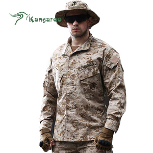 Desert Camouflage Suit Mccuu Digital Marines Conventional Suit Men Camouflage