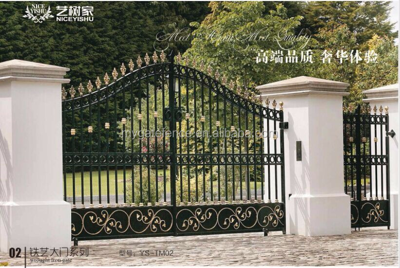 Philippines Gates And Fences Design,Main Gate Colors,Iron Gate ...