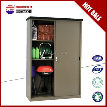 Balcony Waterproof Outdoor Storage Cabinets