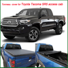 Roll up type Toyota Tacoma SR5 access cab 4x4 truck shells