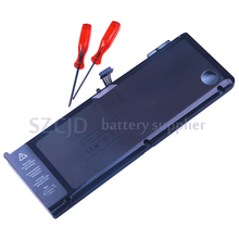"Wholesale High Capacity 10.95V 73Wh Li-Polymer laptop battery A1382 for Macbook Pro 15"" A1286"
