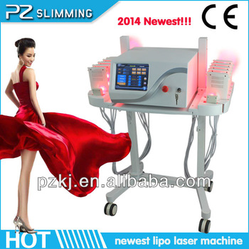 Diode laser weight loss machine / high quality lipo laser for sale