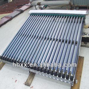 Vacuum Tube Hot Water Non Pressure Solar Collector