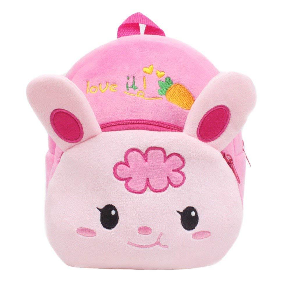 9f5b16085a5d Get Quotations · Baby Boys Girls Kids Kindergaten Toddler Cute Cartoon  Backpack School Bag Mini Messenger Bag