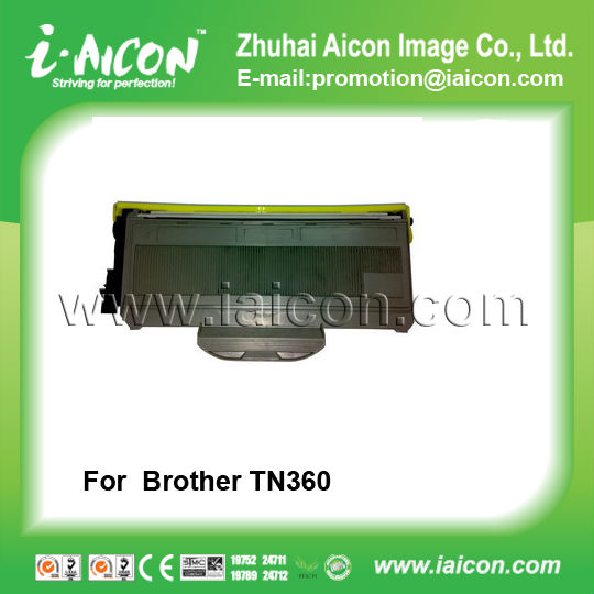 Suitable in brother DCP 7030 printer toner Compatible Black toner Cartridge for Brother TN360