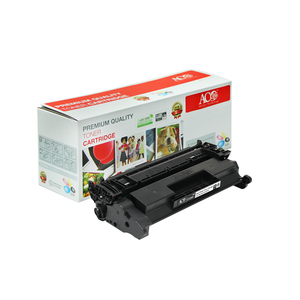 ACO cf226x 26x compatibe empty toner cartridge shell for hp printer