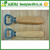 promotional high quality wooden bottle opener