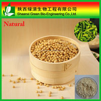100% Organic Soya bean/Soybean Meal Extract Soy Isoflavones
