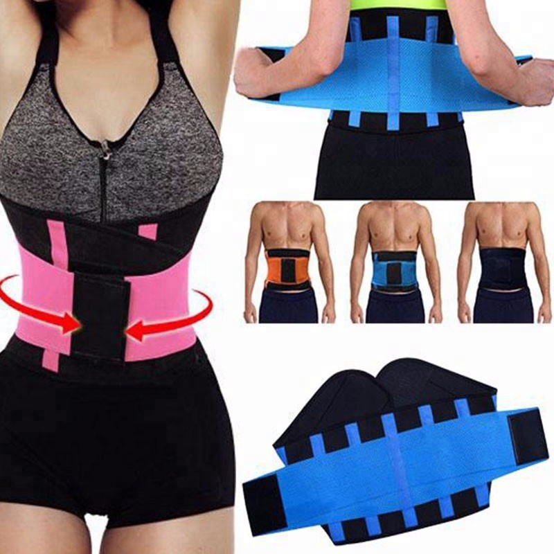 Hot Shaper Neoprene Tummy Slimming Sauna Sweat Belt