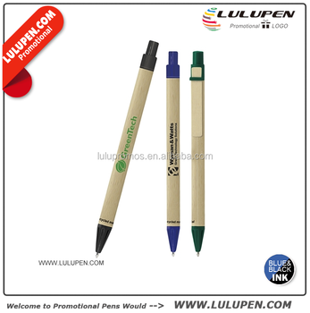 Promotional Curvaceous Gel Ink Click Pen