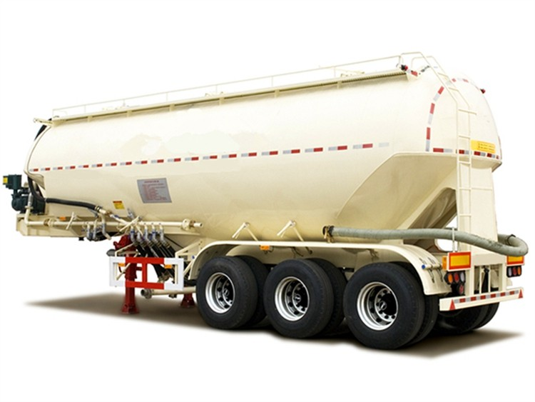 Hot Hale for tri-alxe bulk cement tank semi trailer with best price