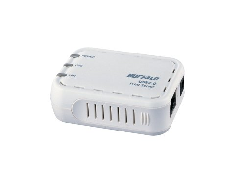 Buffalo Network USB 2.0 Print Server - LPV3-U2