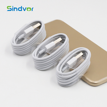 Sindvor 3 Ft TPE USB Data Cable Usb Charging Cords for iPhone