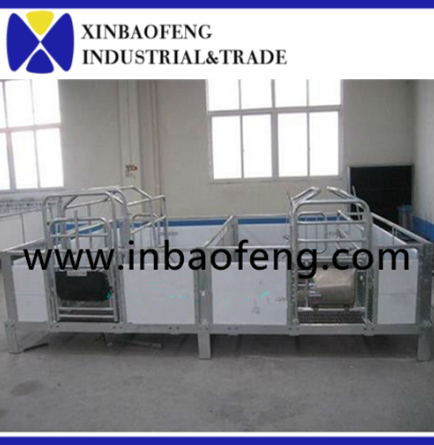 whole sale galvanized pig used poultry crates for farm