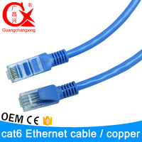 Cat 6 UTP Ethernet Cable RJ45 lan cable Wire Network - 100 FT Blue