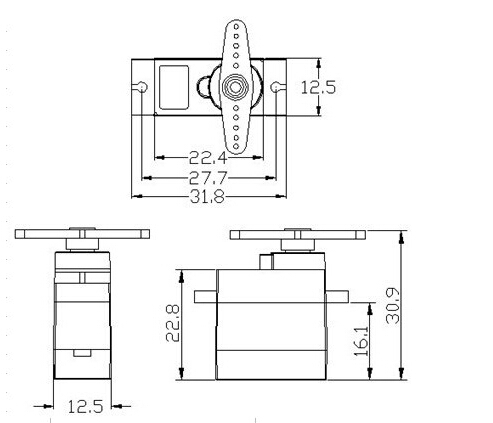 Sg90 Servo Wiring Diagram Sg90 Just Another Wiring Site