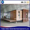 Nice looking in elegant design cheap prefab home wooden house villa luxury log container houses made in china
