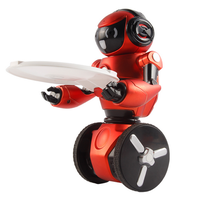 WLtoys F1 Rechargeable Remote Control Intelligent RC Robot