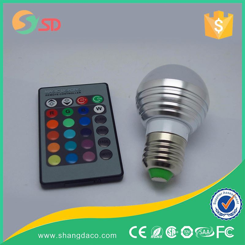 Best Price 900Lm, CRI 80 E27 9W Bulbs 12V Led Pool Underwater Light Rgb