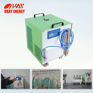 1000l hho gas generator glass tube filling sealing machine