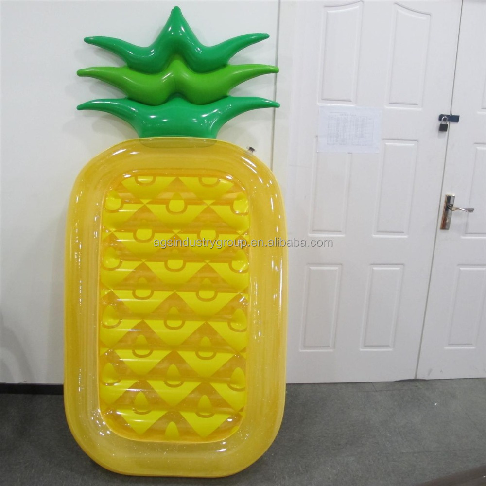 Delicious Pineapple PVC Inflatable Float----a fruitful water experience