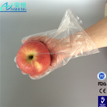 safety working glove plastic glove cook